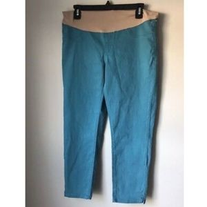 NWOT Just Black Pregnancy Denim Pants
